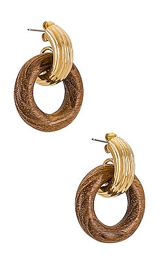 Shujaa Earring SOKO $88