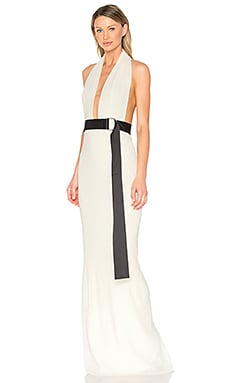 Laryn Maxi Dress in Cream