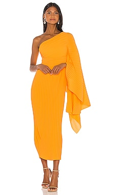 Lila Midi Dress SOLACE London $452