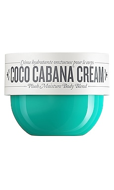 Travel Coco Cabana Cream Moisture Magnet Oil-In-Water Body Cream Sol de Janeiro $20