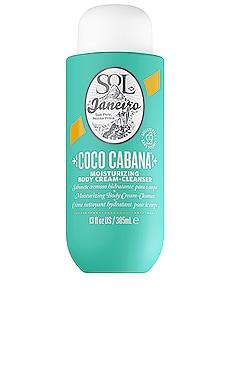 Coco Cabana Moisturizing Body Cream-Cleanser Sol de Janeiro $25