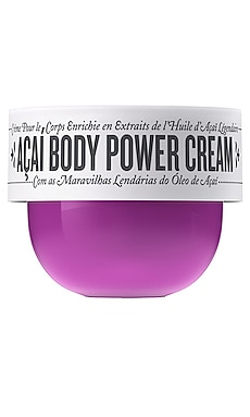 Travel Acai Body Power Cream Sol de Janeiro $20