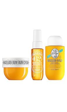 BUM BUM 스킨케어 킷 Sol de Janeiro $25