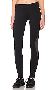 Mesh Cutout Legging