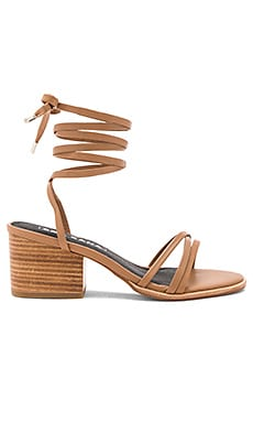Tabitha Heel in Tan
