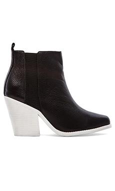 Sol Sana Toni Boot in Black & White