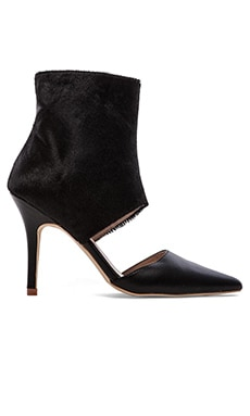 Sol Sana Tylar Boot with Cow Hair in Black