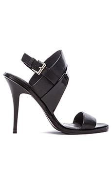 Sol Sana Marley Heel in Black