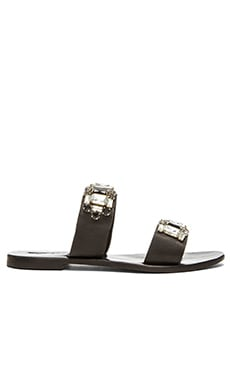 Sol Sana Drake Sandal in Black