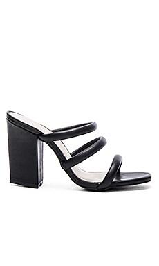 Sol Sana Deon Mule Heel in Black