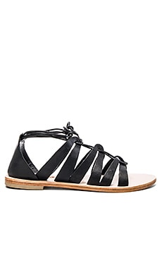 Cameron Sandal in Black