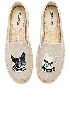 Teddy & Gigi Smoking Slipper