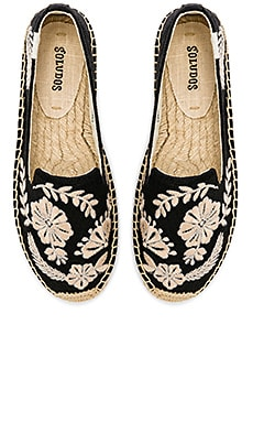 Tuileries Smoking Slipper Soludos $75