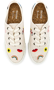 Embroidered Porto Sneaker Soludos $56