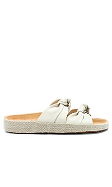 Knotted Summer Slide Soludos $68