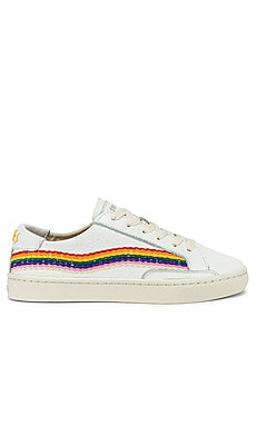 Rainbow Wave Sneaker Soludos $139 BEST SELLER