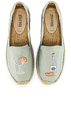 SLIPPERS AGAVE SMOKING Soludos $51