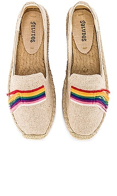 Pride Smoking Slipper Soludos $85 NEW ARRIVAL