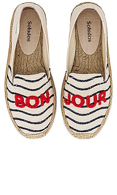BONJOUR エスパドリーユ Soludos $85