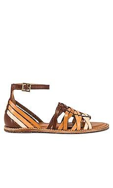 Jenni Huarache Sandal Soludos $46