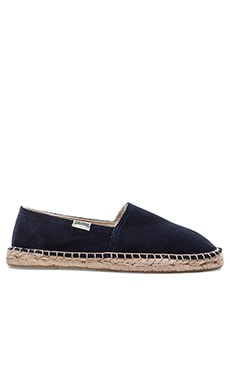 Soludos Original Suede in Navy