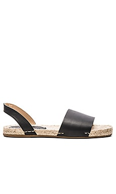 Slingback Sandal in Black