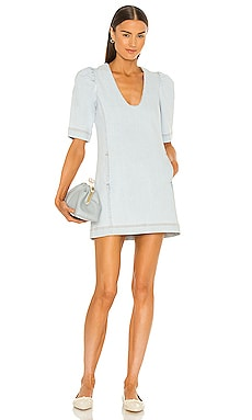 Spencer Embellished Dress Something Navy $121