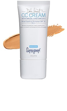 Daily Correct CC Cream Medium Dark SPF 35 Supergoop! $32 BEST SELLER