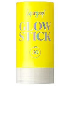ÉCRAN SOLAIRE GLOW STICK SUNSCREEN SPF 50 Supergoop! $25 BEST SELLER