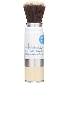 Invincible Setting Powder SPF 45 Supergoop! $30