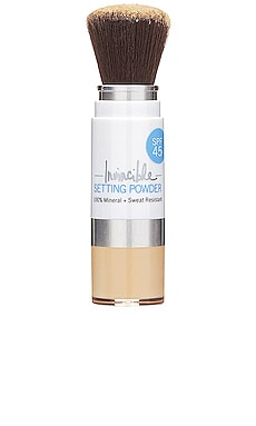 POLVOS FIJADORES INVINCIBLE SETTING POWDER SPF 45 Supergoop! $30 MÁS VENDIDO