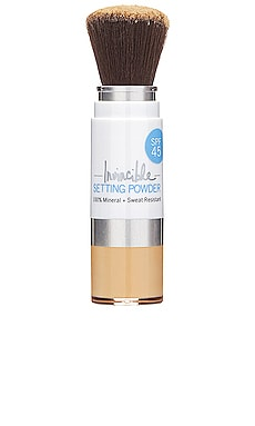 ФИКСИРУЮЩАЯ ПУДРА INVINCIBLE SETTING POWDER SPF 45 Supergoop! $30