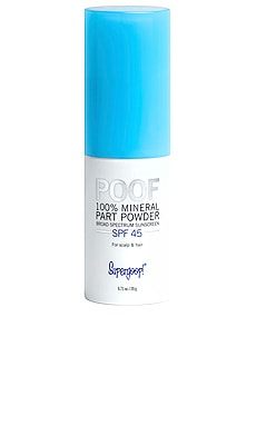 POOF PART POWDER SPF 45 スカルプSPF Supergoop! $34