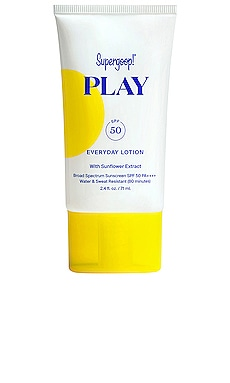 PLAY Everyday Lotion SPF 50 Supergoop! $22