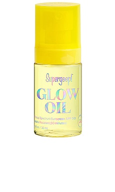 Glow Oil SPF 50 1 oz Supergoop! $15