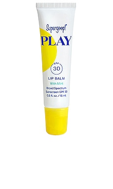 PLAY Lip Balm SPF 30 Supergoop! $10 BEST SELLER