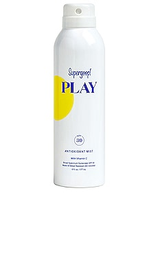 PLAY Antioxidant Body Mist SPF 30 Supergoop! $21 BEST SELLER