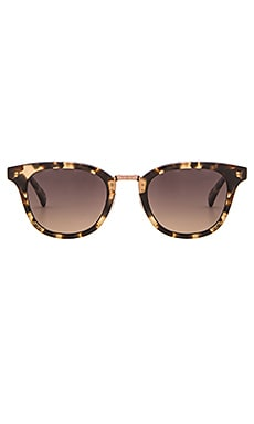 SALT. OPTICS Robyn in Blonde Havana & Rose Gold