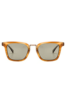 SALT. OPTICS Steve in Sienna & Tea & Antique Gold
