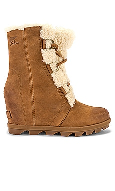 BOTTINES JOAN OF ARCTIC WEDGE II Sorel $250 NOUVEAU