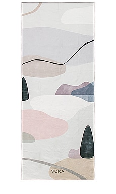 Towels Mountains Towel SORA $68