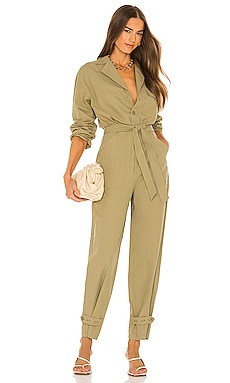 Cora Jumpsuit Song of Style $278