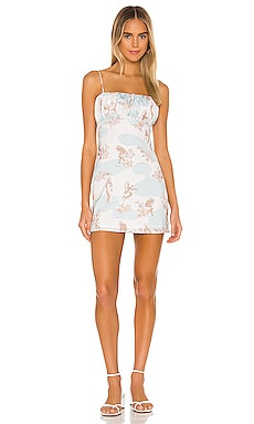 Willow Mini Dress Song of Style $188