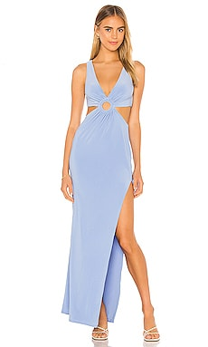 Cecilia Maxi Dress Song of Style $158