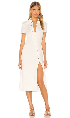 Polly Midi Dress Song of Style $168