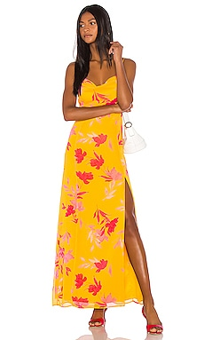 Eli Maxi Dress Song of Style $218 NEW ARRIVAL