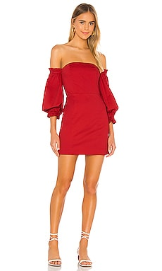 Kerry Mini Dress Song of Style $131