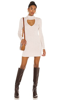 Eloise Sweater Dress Song of Style $102