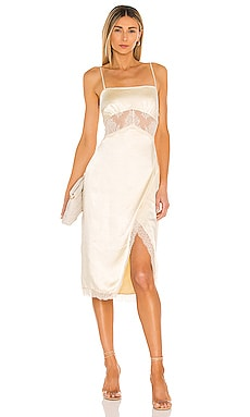 Mala Midi Dress Song of Style $248