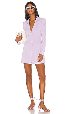 Etta Blazer Mini Dress Song of Style $258 NEW ARRIVAL